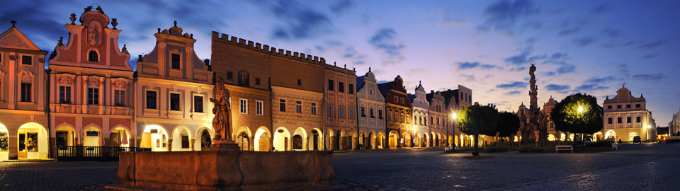 Telč, UNESCO site