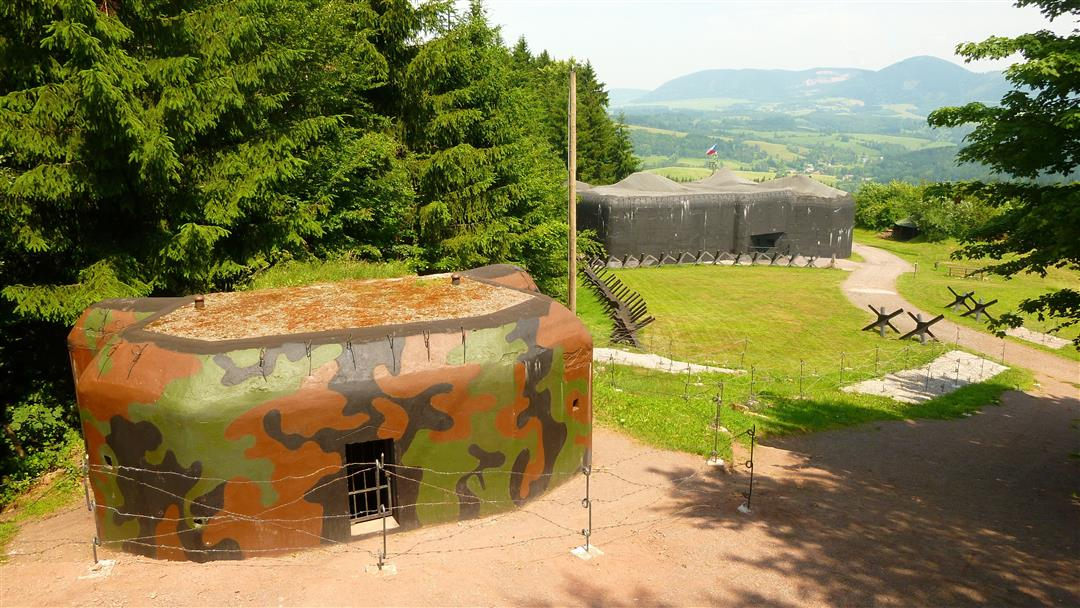 Visit Impregnable Military Forts