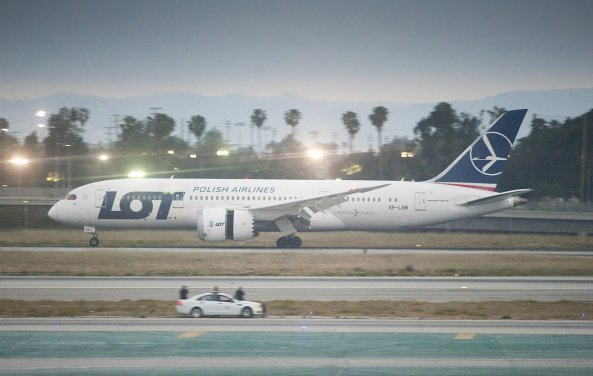 Fly with LOT Polish Airlines - Our Partner