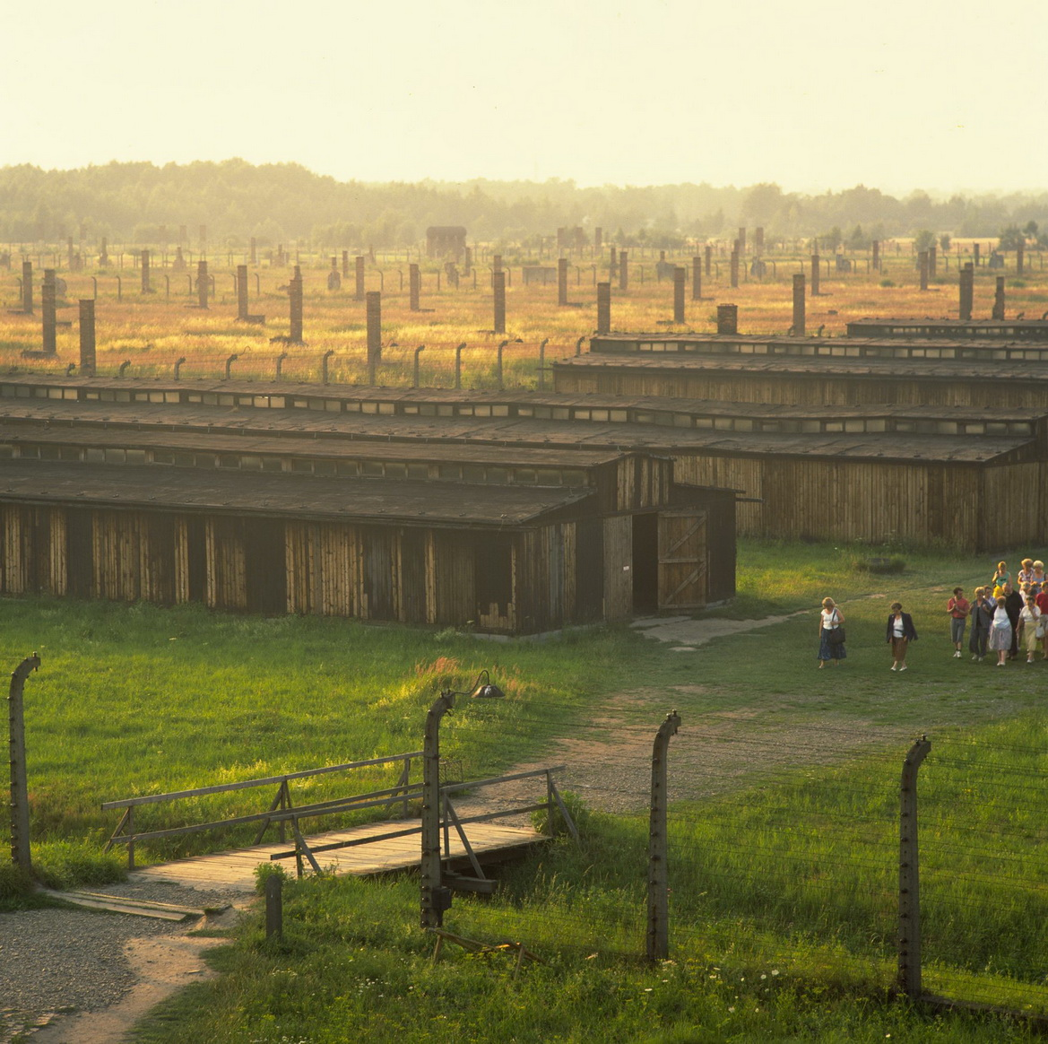 Where Was The Auschwitz Camp Located: Discover Central Europe