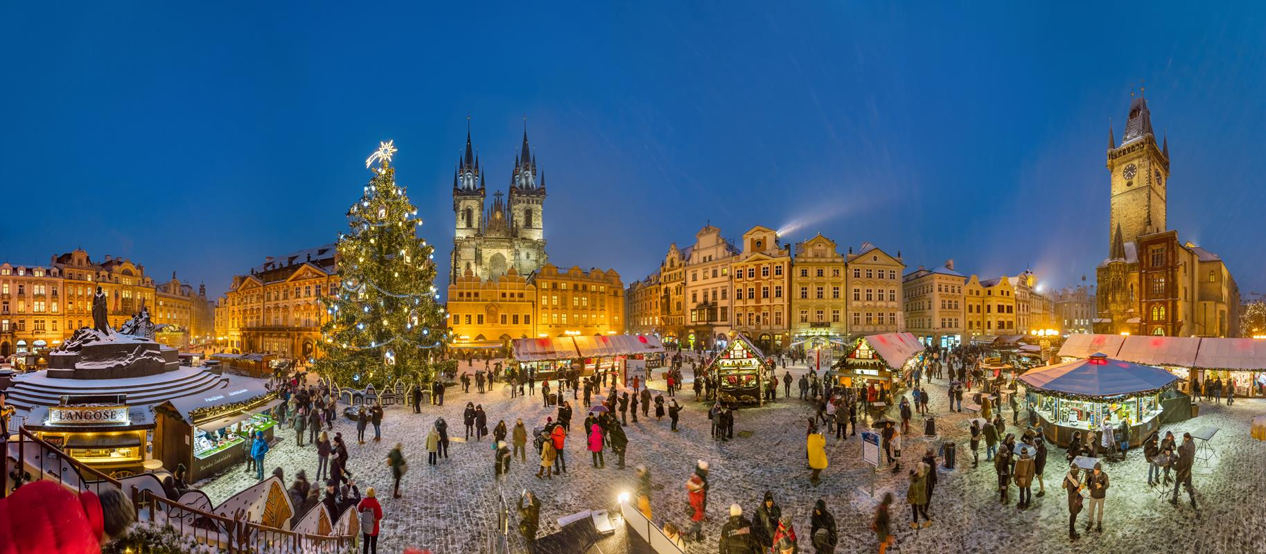 Advent in Prague